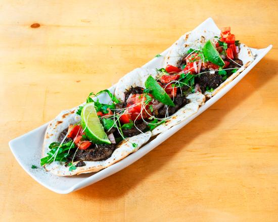 Jerk Shrimp Tacos
